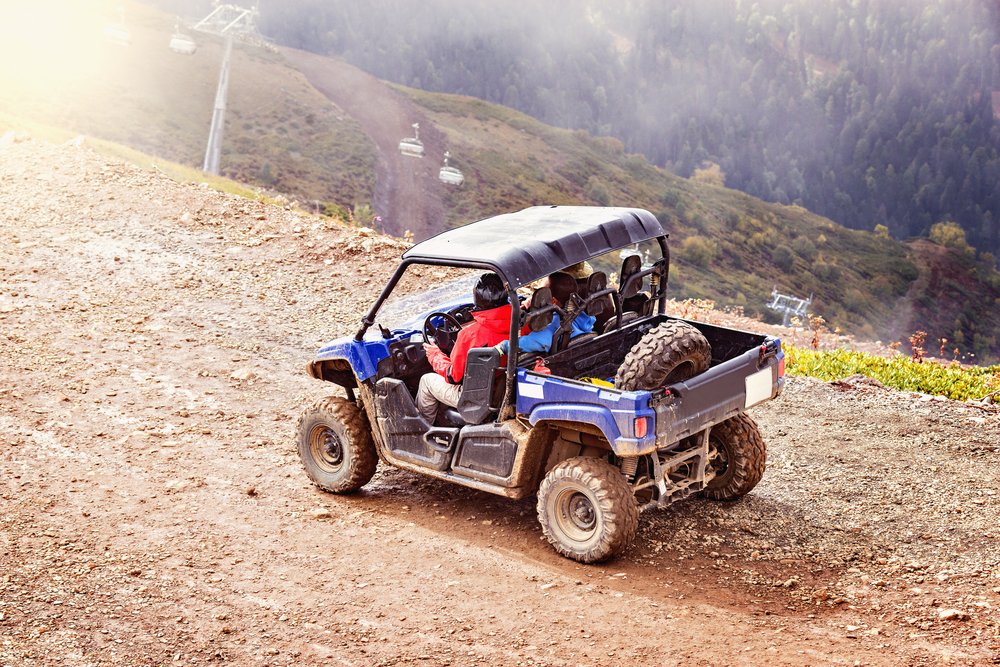 atvs for groups